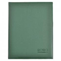 Agenda manager A4 nedatata saptamanal Arhi verde