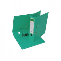 Biblioraft plastifiat PP/PP 8 cm turcoaz