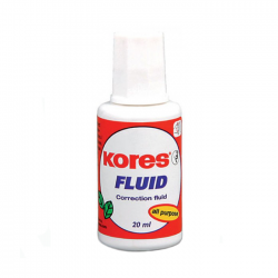Fluid corector Kores 20 ml