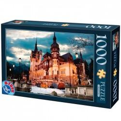 Puzzle 1000 piese 68x47 cm Imagini din Romania 63038