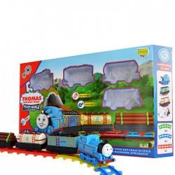 Tren Thomas cu circuit 14 piese