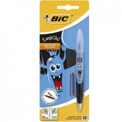 Stilou Bic Easy Clic Monster 33067