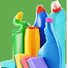 Detergenti si Solutii pentru Curatenie - Papetaria Tudor