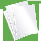Folii protectie documente - Papetaria Tudor
