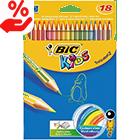 Creioane colorate - Rechizite Papetaria Tudor