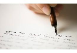 Ce instrument de scris ti se potriveste?